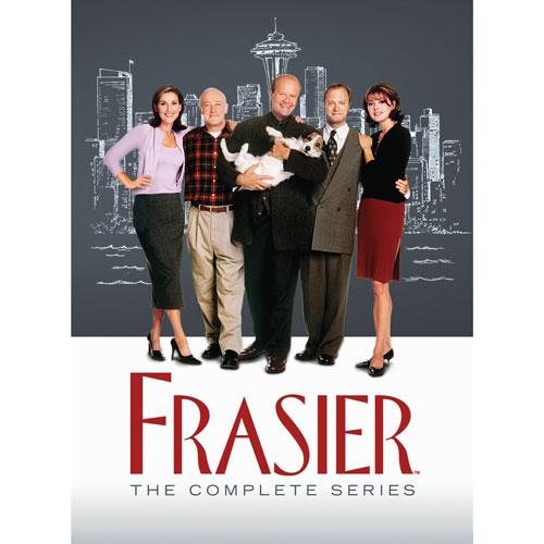 Frasier: l'intégrale de la série (Mega Pack)