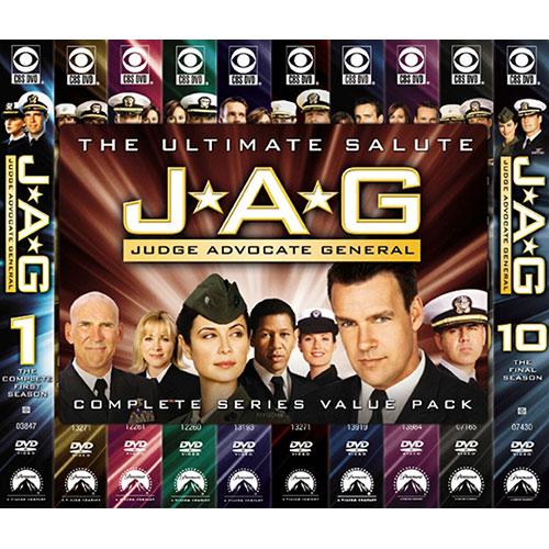 JAG: The Complete Series (Mega Pack)