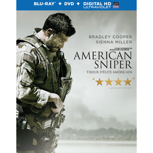 American Sniper (Only at Best Buy) (Blu-ray Combo)