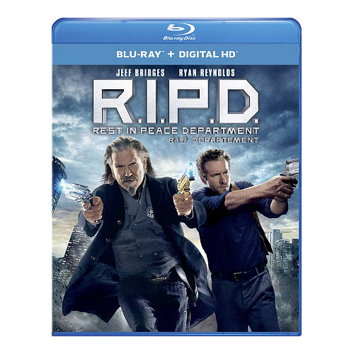 R.I.P.D. (Blu-ray)