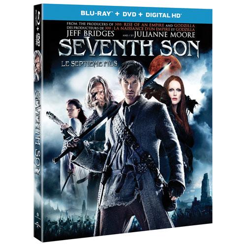 Seventh Son (Blu-ray Combo) (2015)