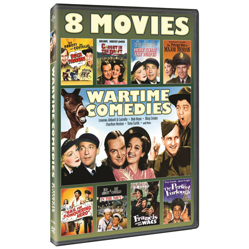 Wartime Comedies Collection