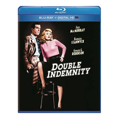 Double Indemnity (Blu-ray)