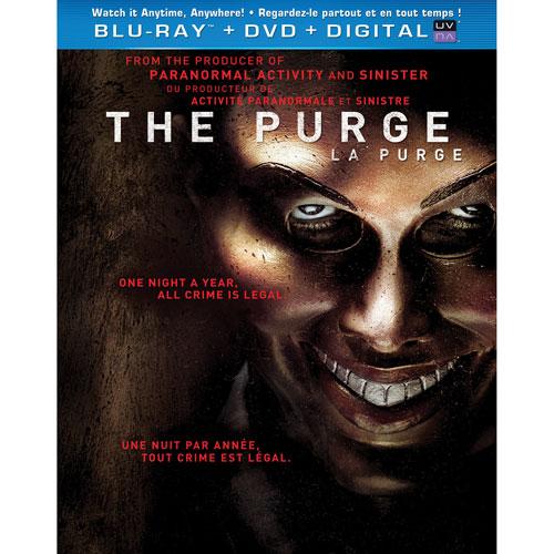 Purge (Blu-ray)