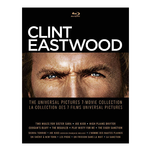 Clint Eastwood (Blu-ray)