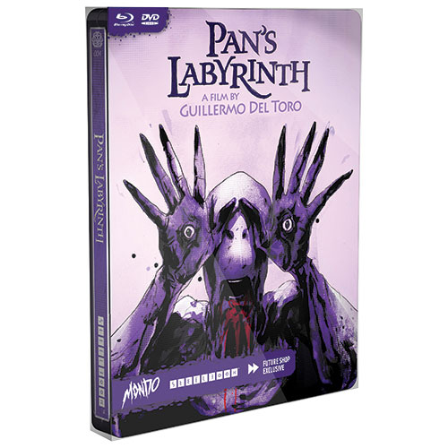 Pan's Labyrinth (Mondo X SteelBook) (Only at Best Buy) (Blu-ray)