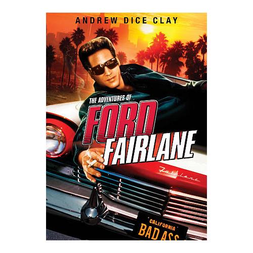 Adventures of Ford Fairlane (1990)