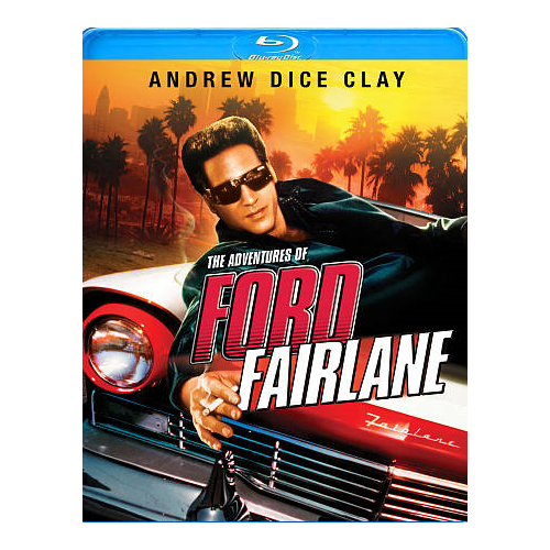 Adventures of Ford Fairlane (Blu-ray) (1990)