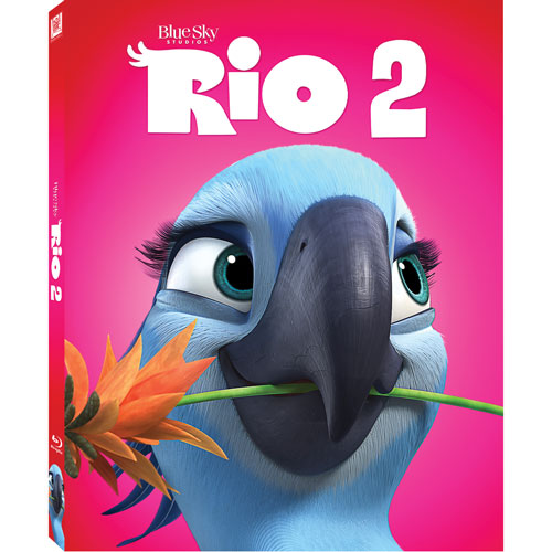 Rio 2 (Blu-ray Combo)