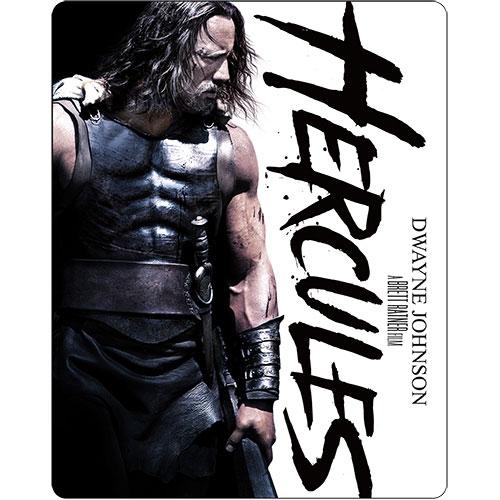 Hercules (SteelBook) (Only at Best Buy) (Blu-ray) (2014)