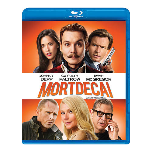 Mortdecai (Blu-ray)