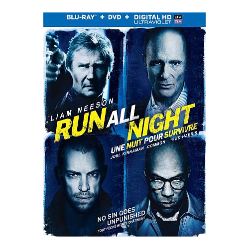 Run All Night (Blu-ray Combo) (2015)