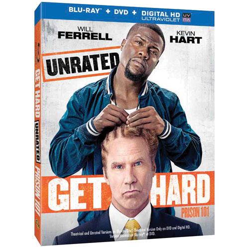 Get Hard (Combo Blu-ray) (2015)