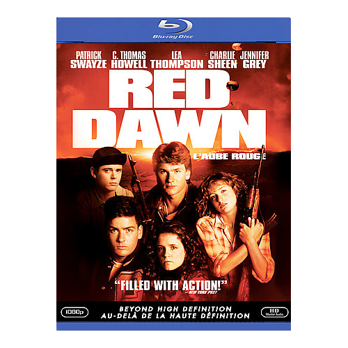Red Dawn (Blu-ray) (1984)