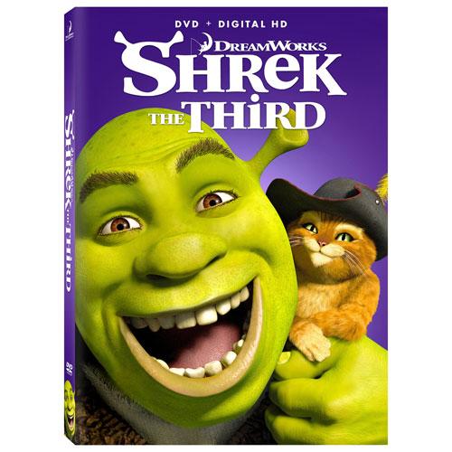 Shrek The Third (Blu-ray Combo)