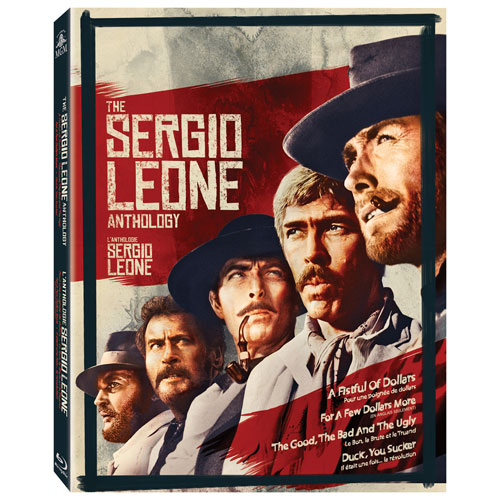Sergio Leone Anthology (Blu-ray)