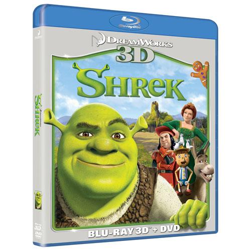 Shrek (Blu-ray Combo)