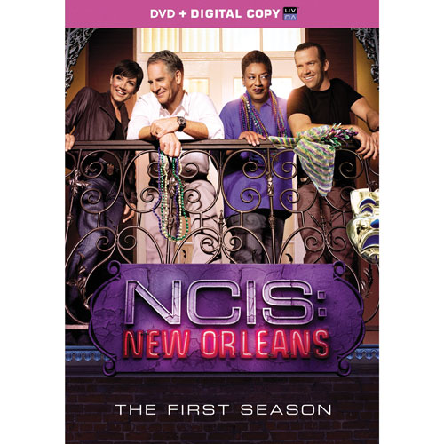 NCIS: New Orleans - The First Season (2014)