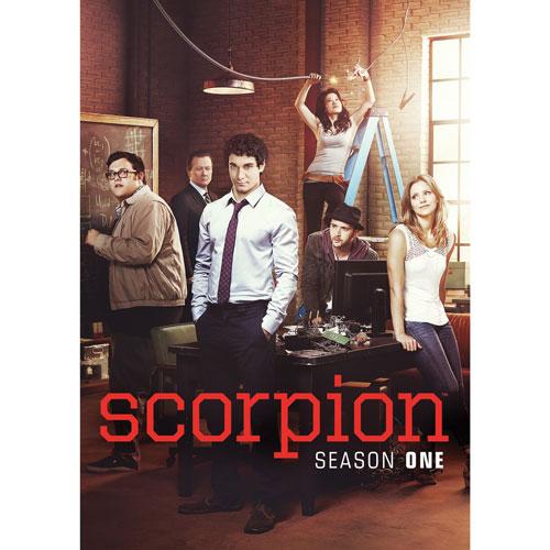 Scorpion: Season 1 (2014)