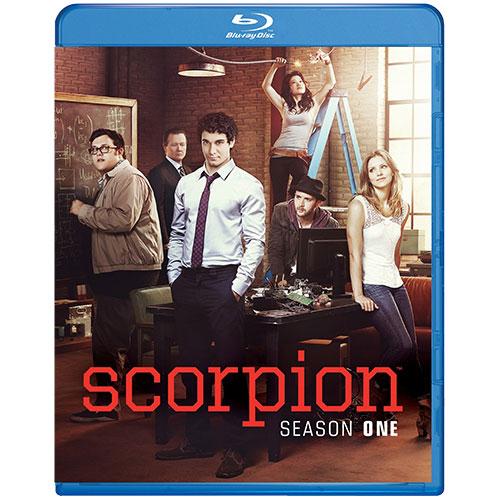 Scorpion: Saison 1 (Blu-ray) (2014)