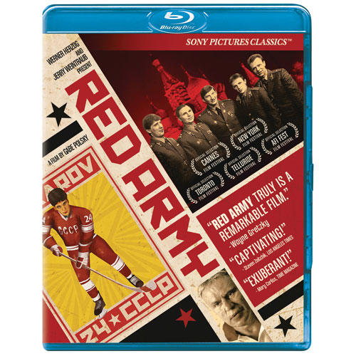 Red Army (Blu-ray) (2014)