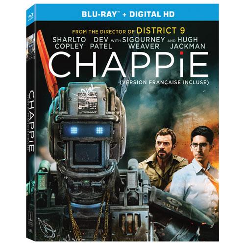 Chappie (Blu-ray) (2015)