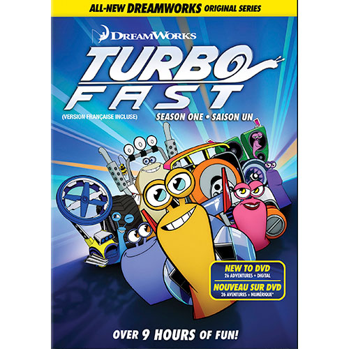 Turbo Fast: Season 1 (2013)