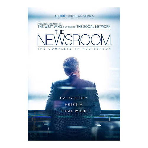 Newsroom The: Complete Third Season (French) (2015)