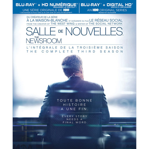 Newsroom The: The Complete Season 3 (French) (Blu-ray) (2015)