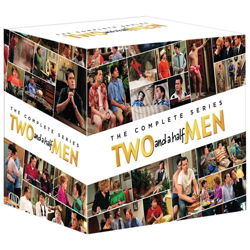 Two and a Half Men: Complete Series Boxset