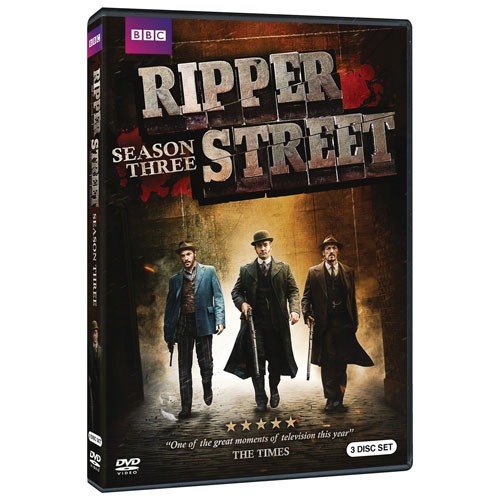 Ripper Street: Saison Three (2015)