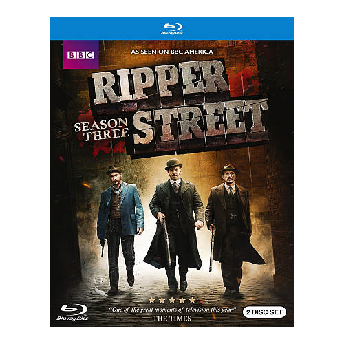 Ripper Street: Season Three (Blu-ray) (2015)