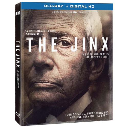 Jinx: The Life & Deaths of Robert Durst (Blu-ray)