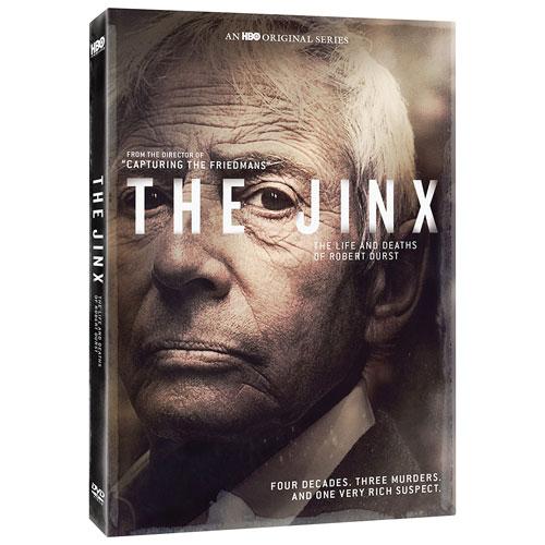 Jinx The: The Life & Deaths of Robert Durst (DVD)