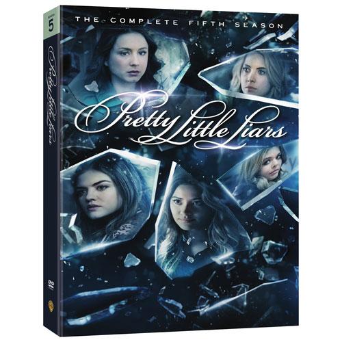 Pretty Little Liars: l'intégrale de la cinquième saison (2015)