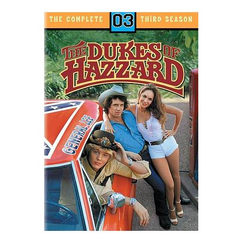 Dukes of Hazzard: l'intégrale de la troisième saison