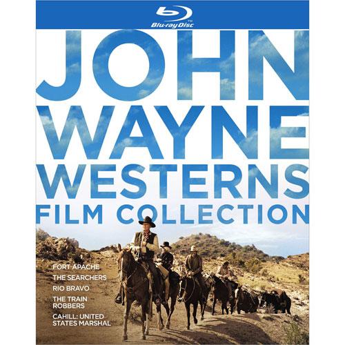 John Wayne Western Collection (Blu-ray) (2015)