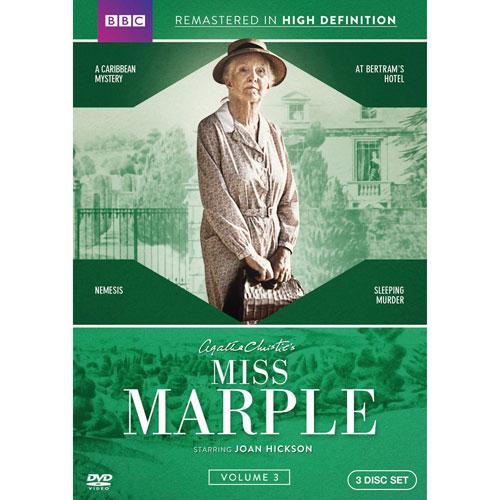 Miss Marple: Volume Three (2015)