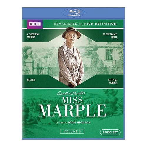 Miss Marple: Volume Three (Blu-ray) (2015)