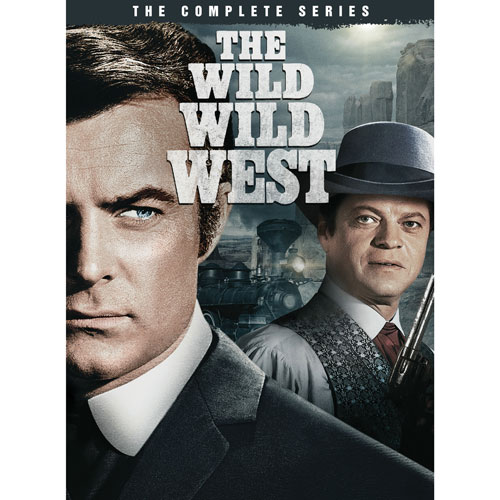 The Wild Wild West: The Complete Series (Mega Pack)