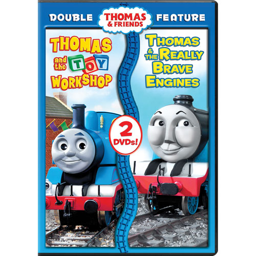 Thomas & Friends: Thomas and the Toy Workshop/ Thomas & the Really Brave Engines