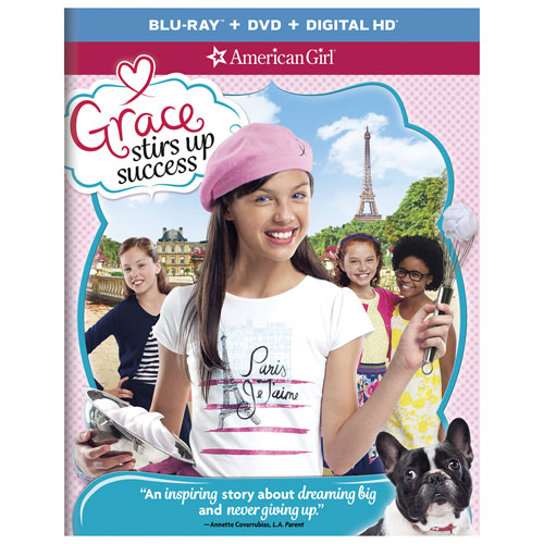An American Girl: Grace Stirs Up Success (Blu-ray)
