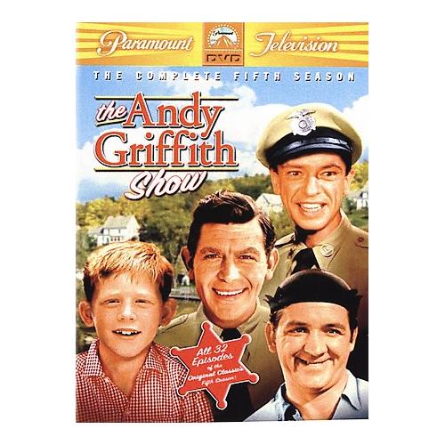 The Andy Griffith Show: l'intégrale de la cinquième saison