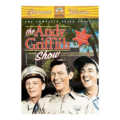 The Andy Griffith Show: l'intégrale de la troisième saison