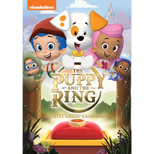 Bubble Guppies Puppy and the Ring!