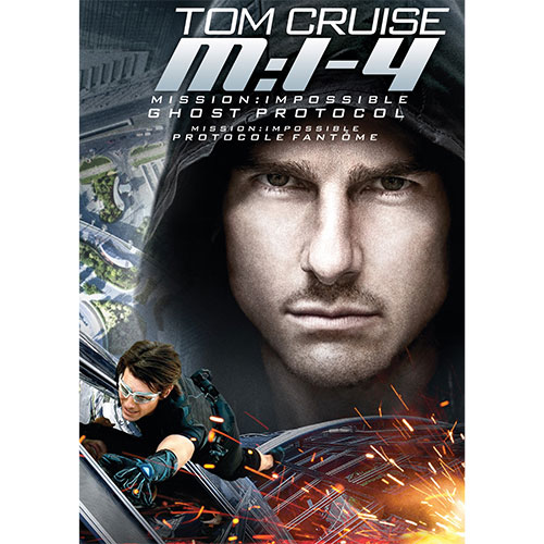 Mission: Impossible Ghost Protocol (2015 Repackage) (2011)