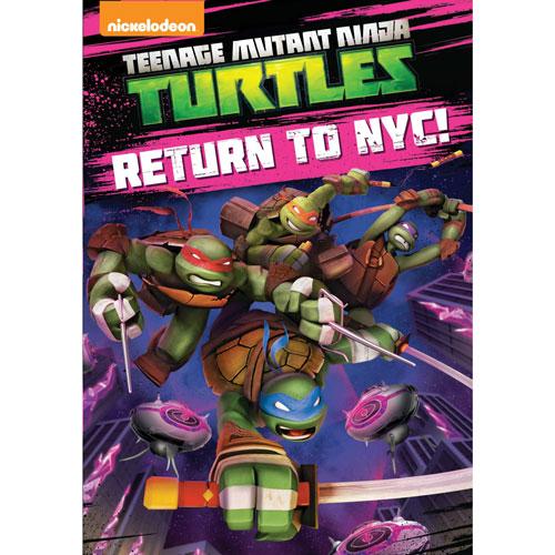 Teenage Mutant Ninja Turtles: NYC Showdown (2003)