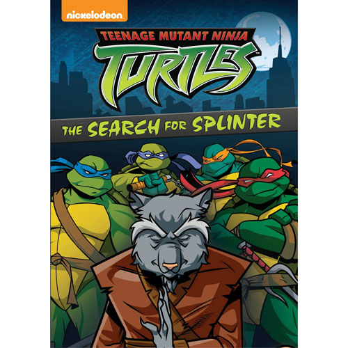 Teenage Mutant Ninja Turtles: The Search for Splinter (2003)
