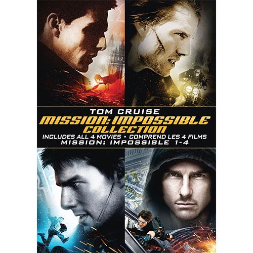 Mission: Impossible Quadrilogy