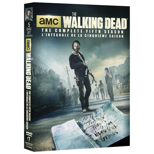The Walking Dead: l'intégrale de la cinquième saison